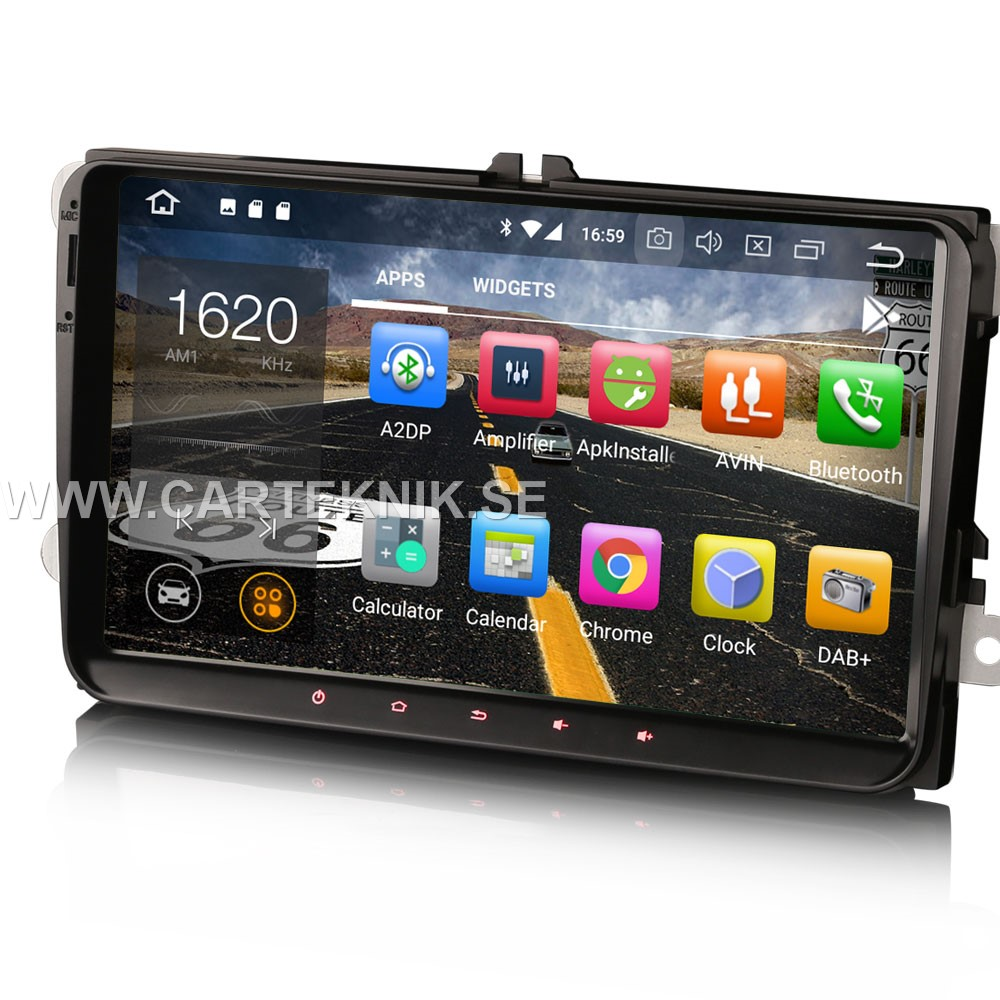 9″ VW Android 8 0 – VW CADDY, GOLF, CADDY, JETTA, PASSAT, SEAT, SKODA CAR  MULTIMEDIA SYSTEM