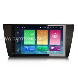 Android 8.0 Bilstereo til BMW E90 3er E91 E92 E93 M3