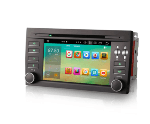 Android 10.0 Car Stereo for Porsche Cayenne DSP CarPlay & Auto GPS TPMS DAB+ 4G
