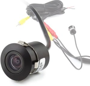 170 View Angle HD 16.5mm Mini Color CMD Car Rear View Parking Camera