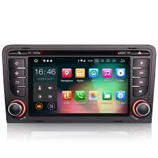 Android 10.0 Car DVD GPS 4G+64G DAB+ DSP CarPlay for Audi A3 S3