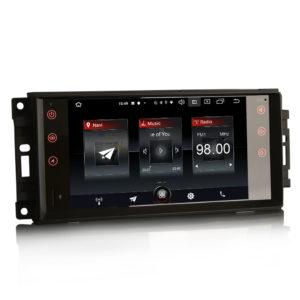 Android 10.0 Car Multimedia GPS BT5.0 Radio CarPlay TPMS DAB+ for BMW E53 E39 M5