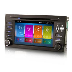 Android 10.0 Car Stereo Radio GPS SatNav DAB DSP DVD Player CarPlay WiFi 4G for Porsche Cayenne