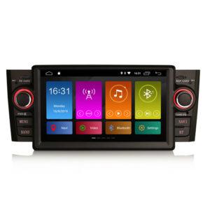 Android 10.0 Car Stereo Sat Nav GPS WiFi CarPlay DSP USB SD for Fiat Punto Linea