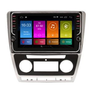 VW Skoda Octavia DAB+ DSP Android 10.0 Autoradio GPS Navi TPMS CarPlay