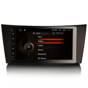 Android 10.0 Car Stereo GPS WiFi 4G TPMS DVR DAB DVD CarPlay DSP for Benz E Class