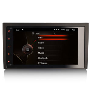 Android 10.0 OS Car Stereo for Audi A4 S4 GPS 4G TPMS DAB+ Apple CarPlay DSP