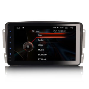Android 10.0 OS Car GPS 4G TPMS DAB+ Apple CarPlay DSP for Benz W203 S203 CLK W209