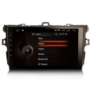 Android 10.0 Car Stereo for TOYOTA AURIS COROLLA ALTIS GPS DAB+ CarPlay DSP Radio TPMS