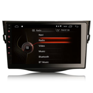 Android 10.0 Car Multimedia Player for TOYOTA RAV4 GPS WiFi 4G TPMS DVR DAB+ CarPlay DSP