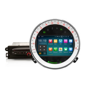 Android 10.0 Car DVD Player DAB+ 4G GPS Apple Carplay for BMW Mini Cooper