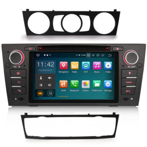 Android 10.0 Autoradio for BMW 3 Series E90 E91 E92 E93 M3 GPS DAB+ Wifi Bluetooth CD CarPlay+