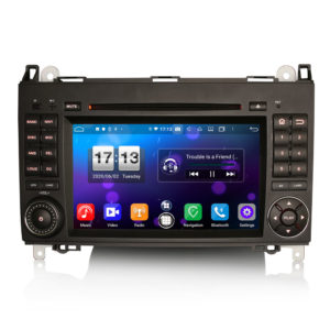 Android 10.0 Car DVD CarPlay & Auto GPS 4G DAB+ DSP for Benz B200 Viano Vito