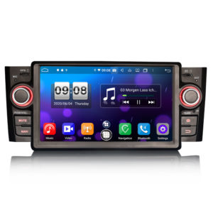 Android 10.0 Car Stereo CarPlay & Auto GPS 4G DAB+ DSP for Fiat Punto Linea