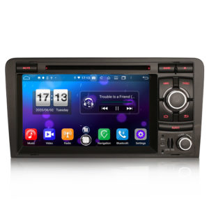 Android 10.0 Car DVD CarPlay & Auto GPS 4G DAB+ DSP for AUDI A3 S3 RS3 RNSE-PU