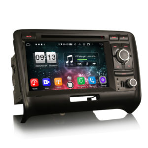 Android 10.0 Car DVD CarPlay & Auto GPS 4G DAB+ for Audi A4 S4 RS4 Seat Exeo