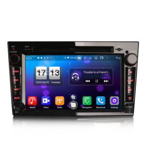 Android 10.0 Car DVD CarPlay & Auto GPS 4G DAB+ for Opel Vauxhall Vivaro Astra Corsa Zafira