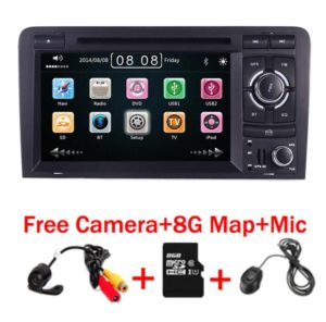 Android 10.0 Car Stereo DVD for AUDI A4 S4 RS4 SEAT EXEO GPS Wifi Radio SatNav