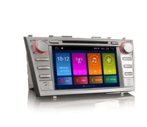 TOYOTA CAMRY/AURION Android 9.0 Autoradio DAB+ GPS Navi Wifi SWC TPMS DVB-T2