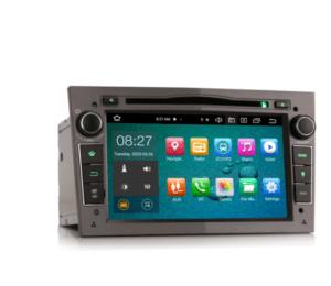 Android 10.0 Car Stereo for Opel Vauxhall Vivaro Astra Corsa Zafira Signum DAB+ 4G GPS BT Carplay+