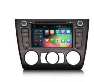 Android 10.0 Car DVD CarPlay & Auto GPS 4G DAB+ DSP Satnav BMW 1 Serie E81 Hatchback E82 E88