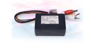 Fiber-Optic Decoder Box for Porsche Cayenne Benz ML/GL/R CLASS W164 W251
