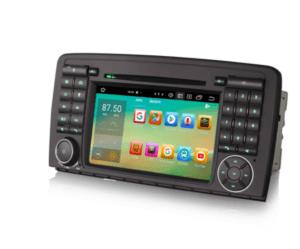 Android 10.0 Car DVD for Mercedes Benz R-Class W251 CarPlay & Auto GPS DAB+ DSP OBD Mulitmedia