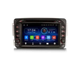 Android 10.0 OS Car DVD Multimedia GPS Radio Player for Mercedes-Benz Viano/Vito W639 2004-2006 & C-Class W203 S203 2000-2005