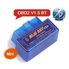 Mini OBD2 ELM327 V1.5 Car Bluetooth Scanner Tool Diagnostic Android Car Stereo DVD