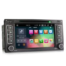 Android 10.0 OS Car DVD Multimedia Navigation GPS Radio System Player for Volkswagen Touareg 2004-2010 T5 Multivan 2004-2009