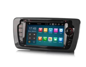 Android 10.0 Car DVD for SEAT IBIZA DSP CarPlay & Auto GPS TPMS DAB+ 4G Radio