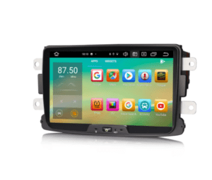 Android 10.0 Car Radio CarPlay & Auto GPS 4G DAB+ DSP for Renault Dacia Duster Logan Sandero Dokker